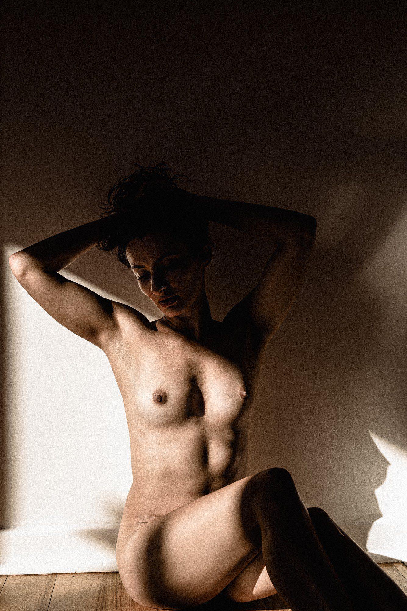 Art Nude Photograph